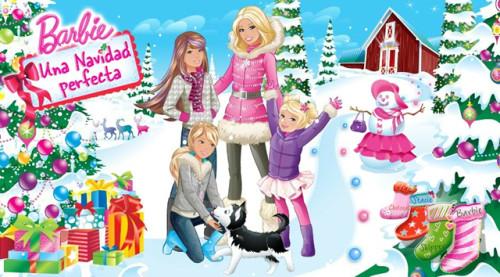 Juegos de colorear a barbie online
