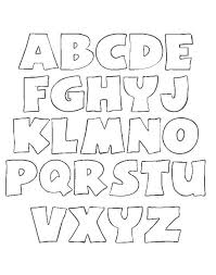 colorear abecedario