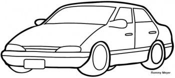 colorear auto