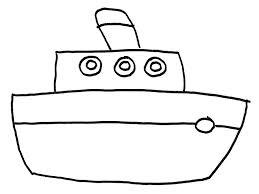 colorear barcos