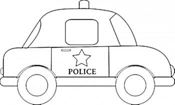 colorear dibujo de carro