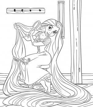 colorear juegos de princesas