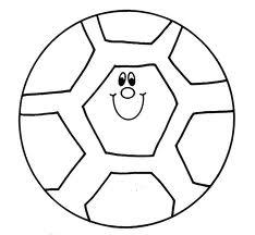colorear pelota