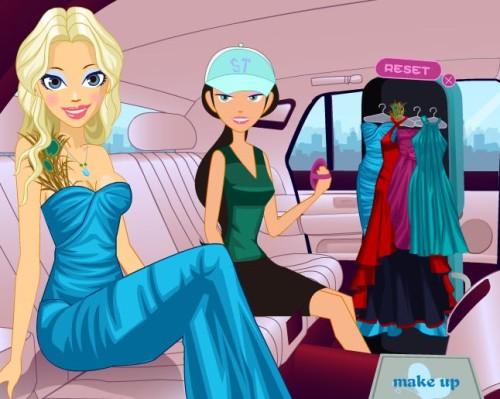 Juegos de colorear a las barbies online