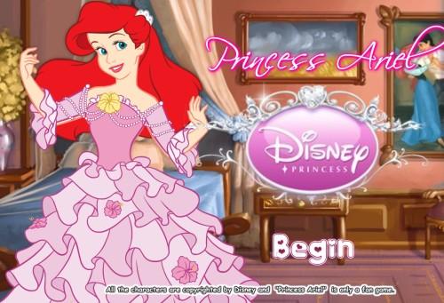 Juegos de colorear a las princesas gratis