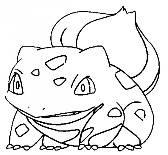 Pintar y dibujar a Pokemon
