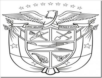 colorear escudo de colombia