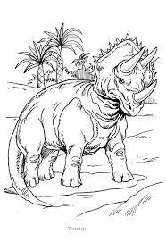 imágenes de dinosaurios para colorear
