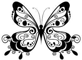 Imágenes De Mariposas Para Colorear