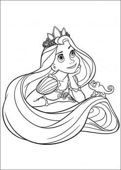 juegos de princesas para colorear