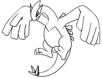 pokemon para colorear