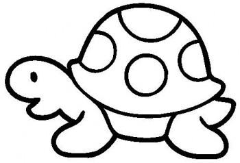 tortugas para colorear